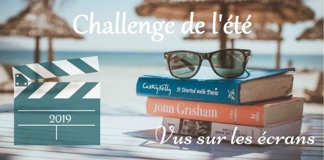 Challenge lecture 2019 – Vu sur les écrans