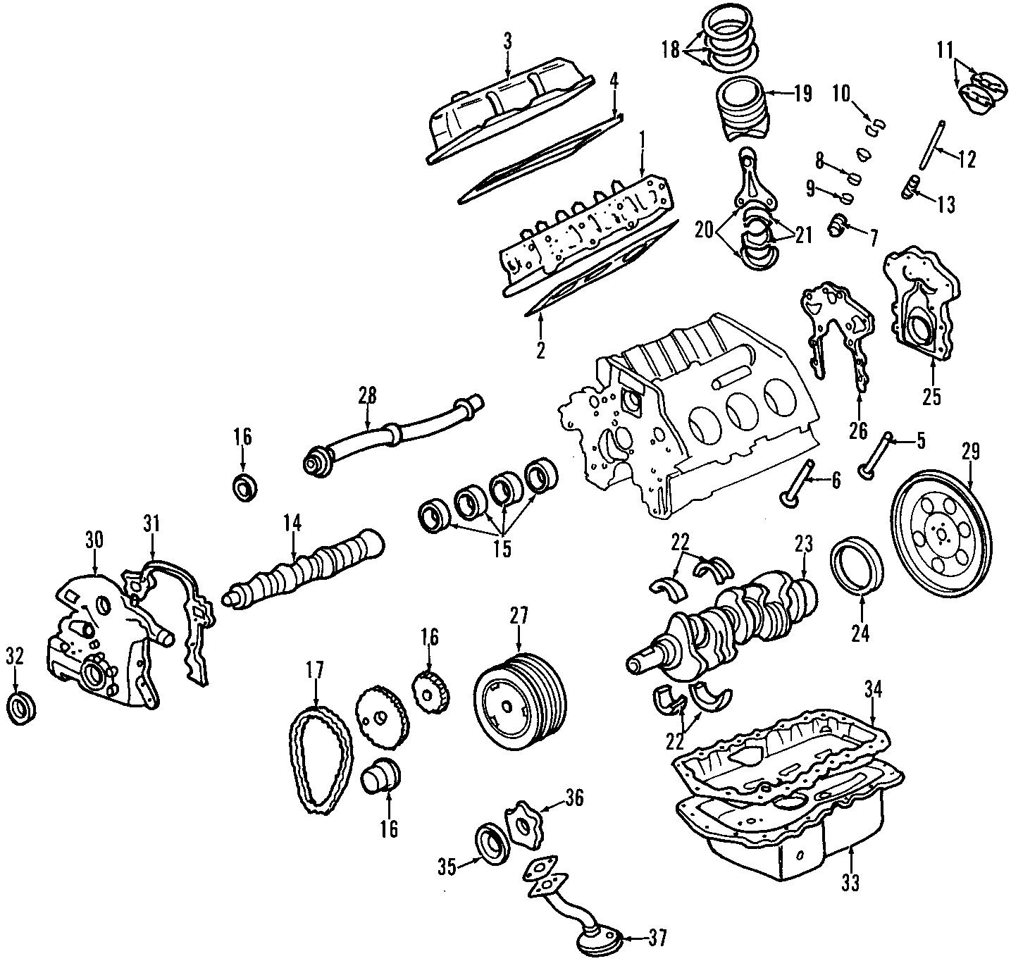Chevrolet Camaro Engine Rocker Arm Models Supercharger