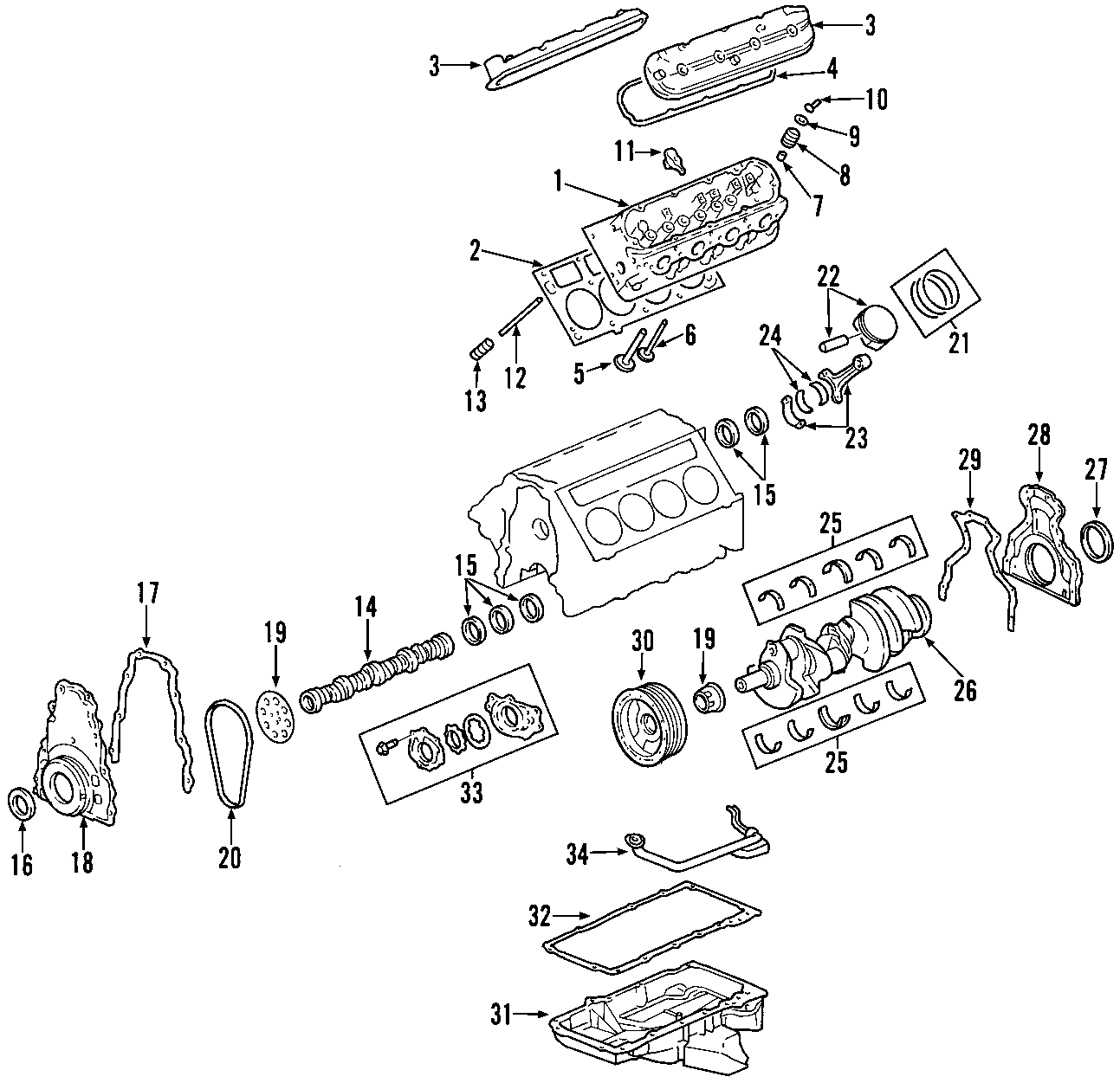 Chevrolet Suburban Engine Oil Pump Pickup Tube