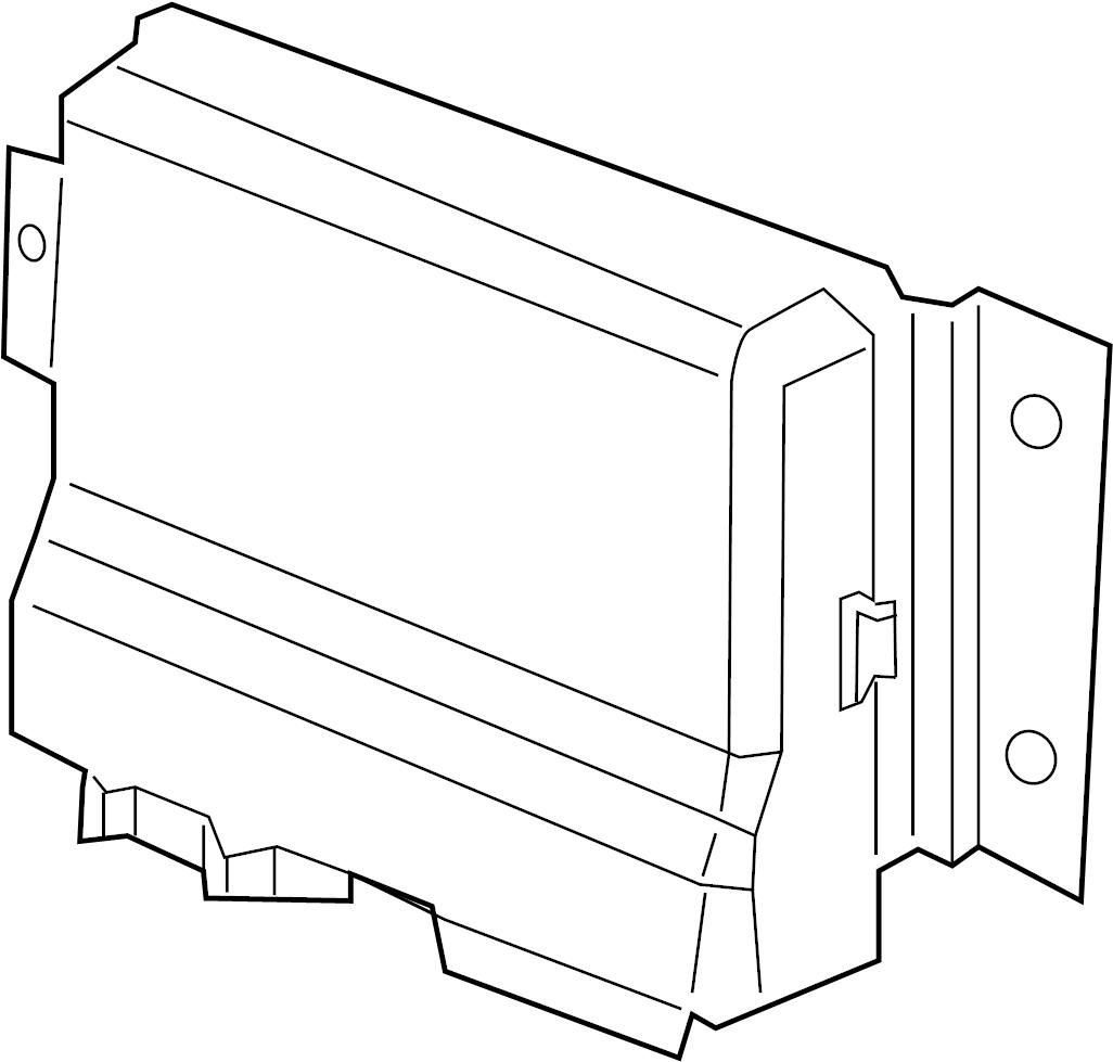 Gmc Yukon Xl Control Module 04
