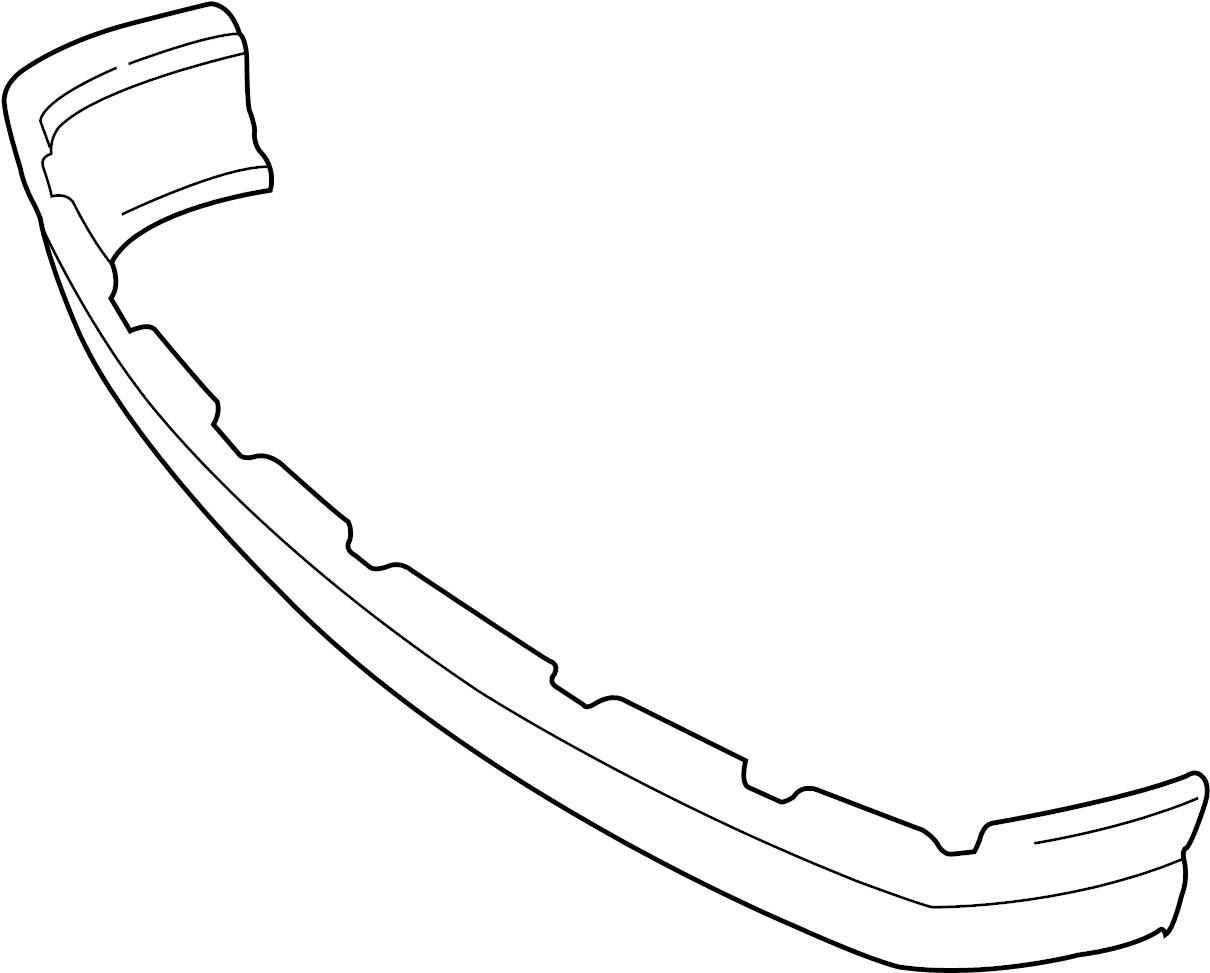Chevrolet Bracket Front Upper Lower Bumper
