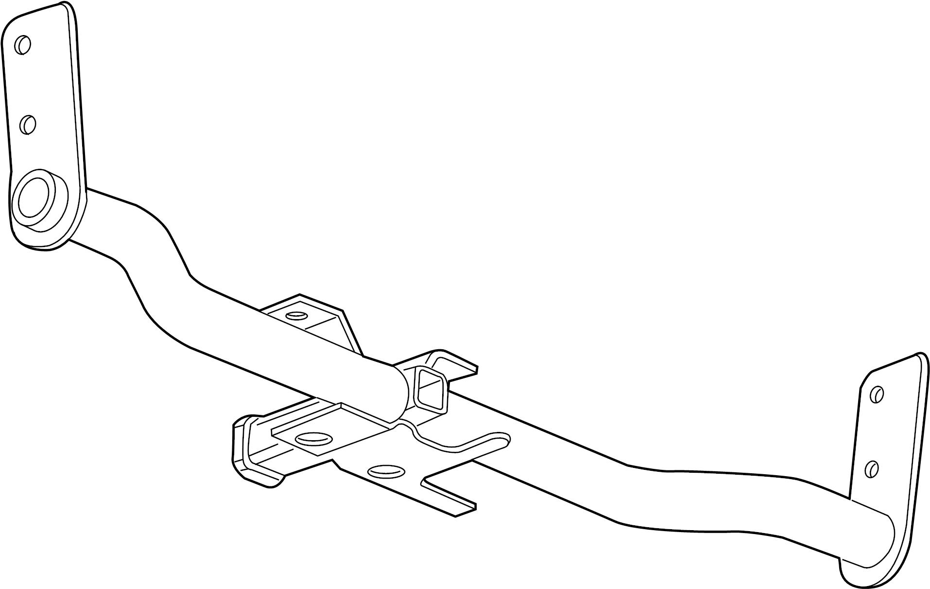 Gmc Terrain Trailer Hitch 15 17 W Gxp Model