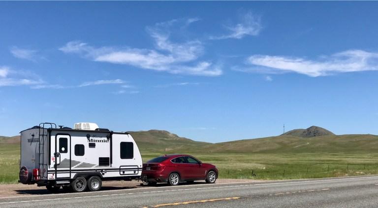 Excellent Adventure somewhere in Montana