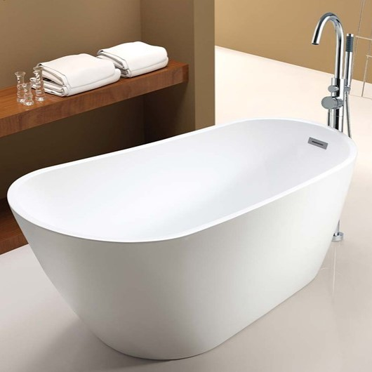 Freestanding Tub End Drain Home Ideas