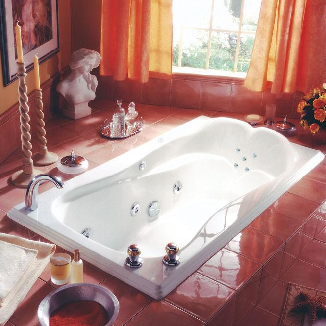 Neptune Melia 60 Tub Whirlpool Air Or Soaking Tubs