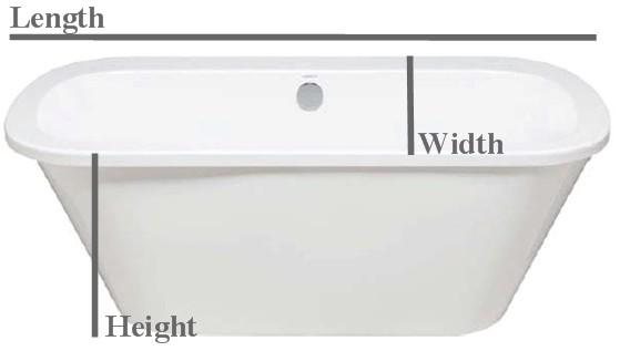 bathtubs   choosing the perfect bathroom tub