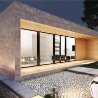 Modernas casas con paneles prefabricados desde 39.000€