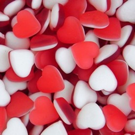 TUCK HARIBO HEART THROBS Per 100g