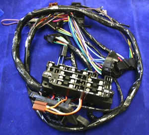 19691972 Under Dash Wire Harness (for Trucks with Factory Gauges)  GM Truck6972'  Pickup