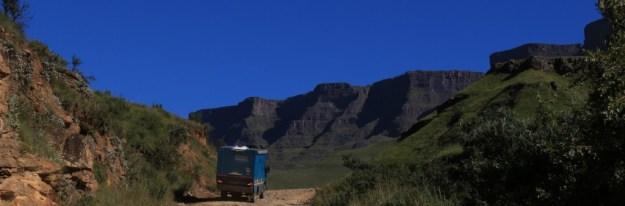 Lesotho – 'Operation Escape Easter'
