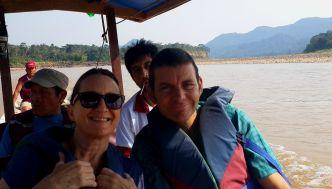 madidi long-boat bolivia