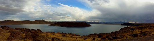 Sillustani near Puno Peru