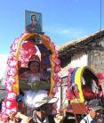 fiestas Tisaleo ecuador