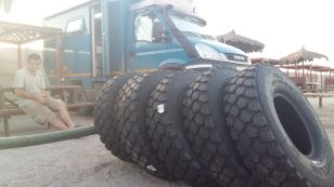 new tyres michelin XZLs