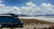 high andes chile