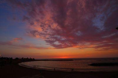 Arica - last sunset of 2016