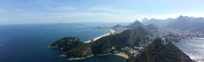 Rio from the Sugar Loaf