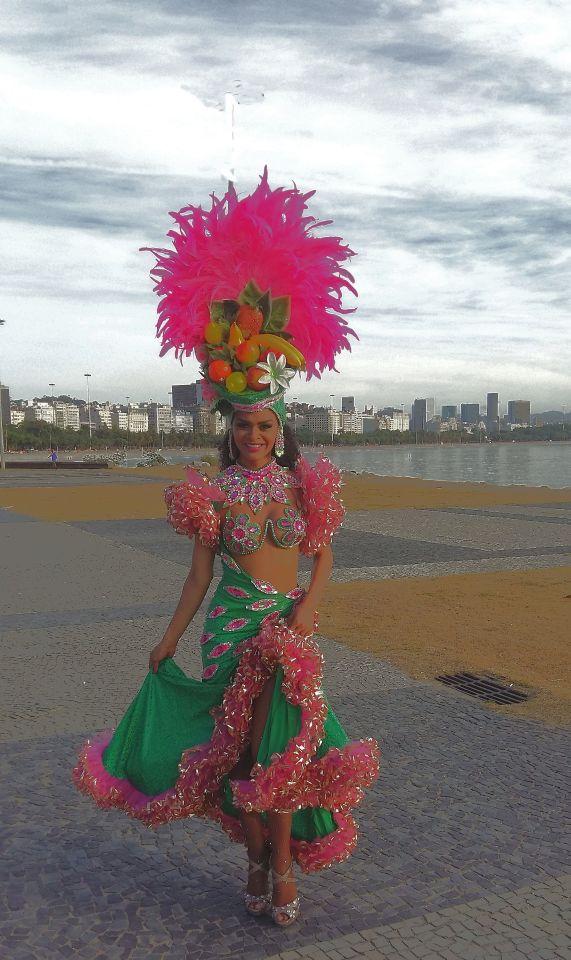 Rio Carnaval Girl