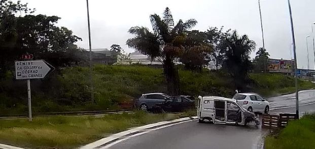 Road Block FG 3 - E