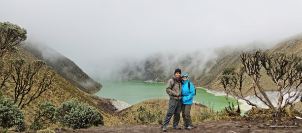 Laguna Verde Colombia