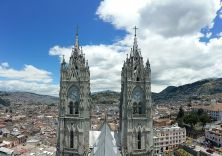 quito view