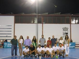 L'última de les competicions esportives de les festes d'agost es va saldar amb dues intenses finals.