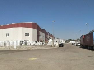 El polígono industrial 'Mas de Tous' cuenta en la actualidad con una superficie de más de 780.000 metros cuadrados.