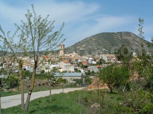 Una imagen de la localidad de Siete Aguas.