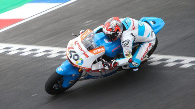 El piloto de Dos Aguas, Héctor Barberá.