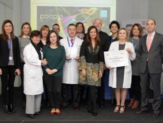 Manises recibe el premio Empresa con Alma a la excelencia profesional y humana en el ámbito sanitario.