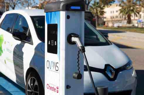 El Ayuntamiento de Vilamarxant ha obtenido una subvención para el proyecto de instalación de dos puntos de carga para coches eléctricos en el municipio de la Comarca del Camp de Túria.
