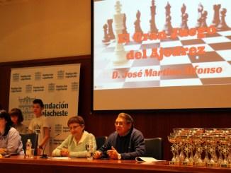 """Los centros educativos de Cheste celebran la cuarta edición del """"Gran Juego del Ajedrez"""" con el acto de entrega de premios."""