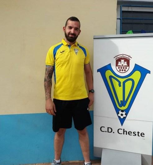 Carlos Tarín es el nuevo entrenador del Cheste.