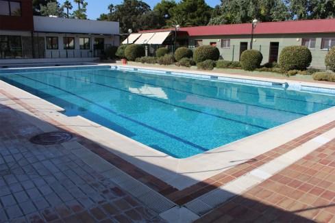 Las instalaciones permanecerán abiertas a lo largo de todo el verano hasta el día 22 de septiembre.