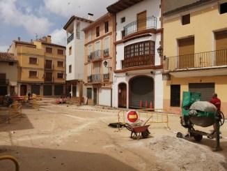 La Diputació de València ha ampliat fins al 30 d'abril de 2020 el termini d'execució d'obres encara a Utiel estaran finalitzades en el proper mes d'agost.