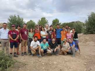 Des de dilluns participen en el IV Curs d'arqueologia cristiana i visigoda