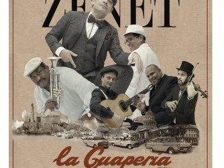 Zenet actuará en el Auditorio Municipal de San Luis, el próximo viernes 19 de julio a las 22,30 h.