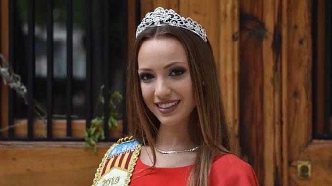 Carmen Marzo Belda será la Reina de las Fiestas 2019.