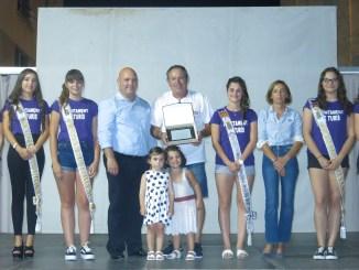 La más alta distinción fue para José Diego Guaita González, que ha sido campeón y subcampeón del mundo de canaricultura.