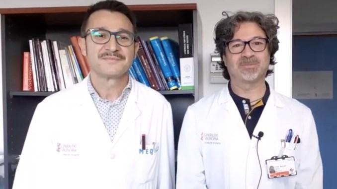 Los profesionales del departamento Arnau Llíria se han dejado bigote por una buena causa durante el mes de noviembre.