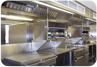 Restaurant Kitchen Vent Hood 360 commercial cleaning overland park ks hood exhaust cleaning