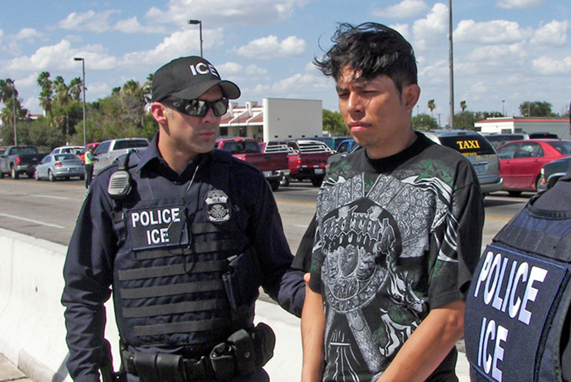 Image result for immigrant mexican arrest
