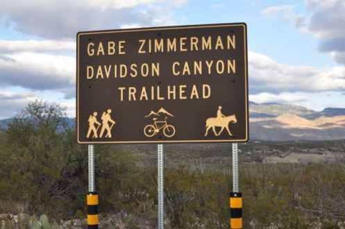 Gabe Zimmerman Davidson Canyon Trailhead-1
