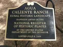 Agua Caliente Ranch