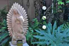 La Cocina Mary Statue