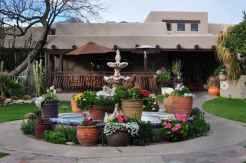 Hacienda del Sol Guest Ranch Resort Courtyard