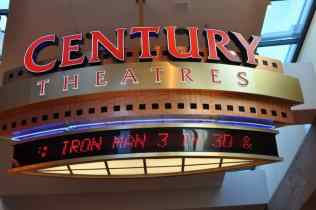 Century Theatres at Park Place