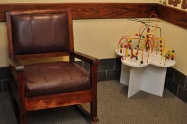 Park Place Mall Nursing Lounge