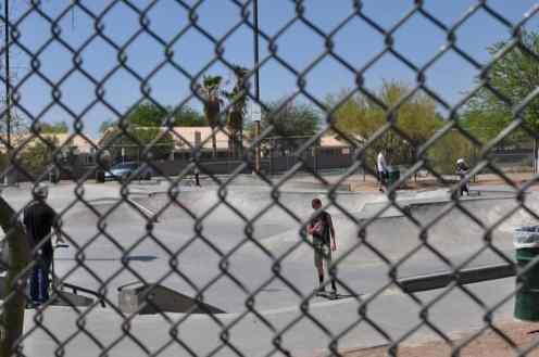 Purple Heart Park skate park