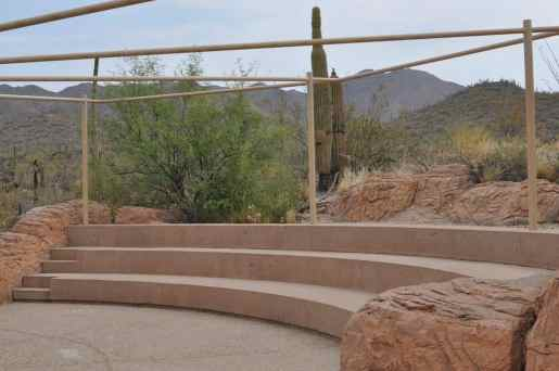 Arizona-Sonora Desert Museum Amphitheater